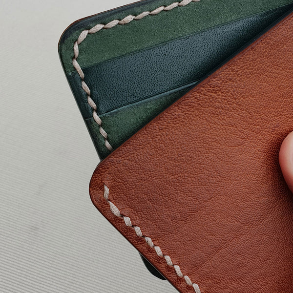 How to clean leather wallet?