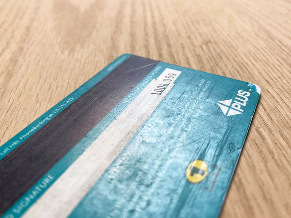 How to protect a Credit Card from getting damaged in a wallet