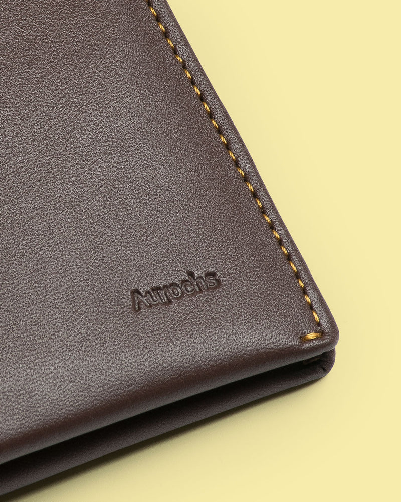 Gravity - Billfold Wallet - Aurochs
