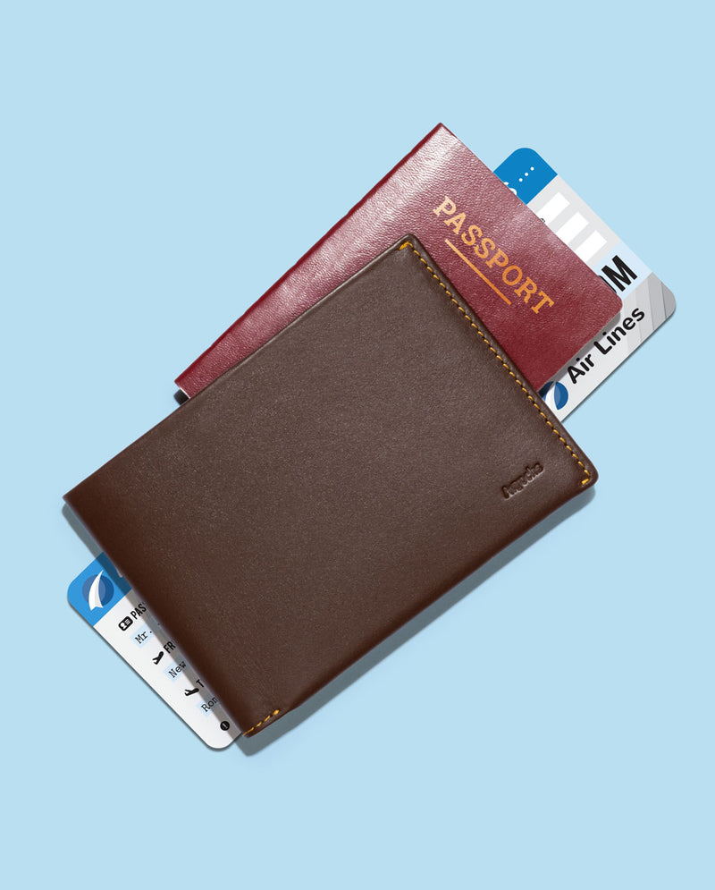 Orbit - Passport Wallet - Aurochs