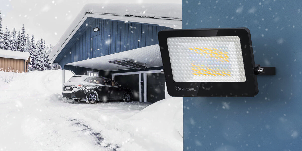 The Easy install of the onforu Light