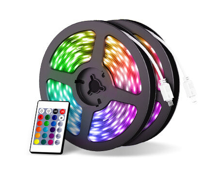 20m Color Changing Dimmable Rope Lights