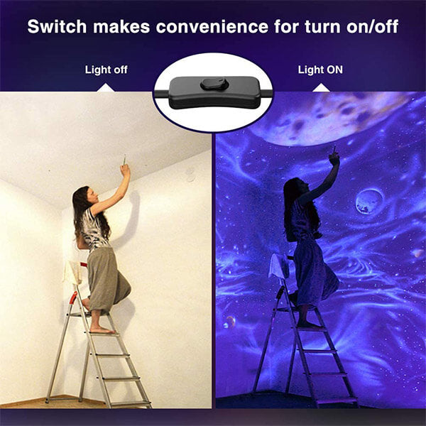 15W LED Black Lights 4 Pack, Flood Light with Plug and Switch, IP66 Waterproof, Blacklight for Dance Party