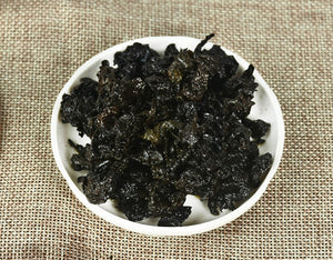 Black Tieguanyin Oolong Tea