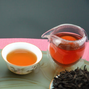 Wuyi Da Hong Pao Oolong tea