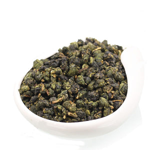 Taiwan milk oolong tea