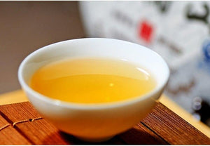 High Mountains Jin Xuan Milk Oolong Tea