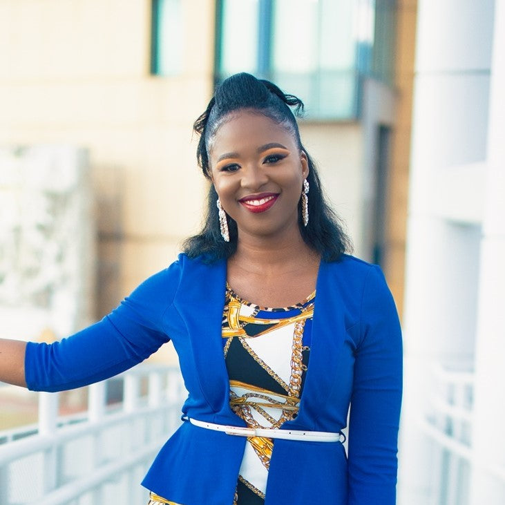 Brand Ambassador of the Month: Laquanna Beckles