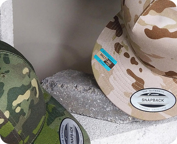 Flexfit Kryptec Caps, The Perfect Headwear For Any Outdoor Brand