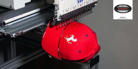 Flexfit Hat Embroidery