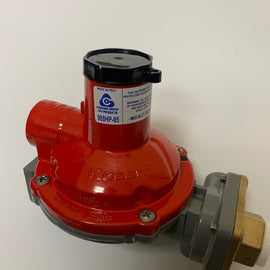 Cavagna Kosan Propane Regulator -LP 1/2 x 1/2 First Stage Regulator 2100 mbtu