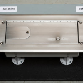 Concrete Deck Box