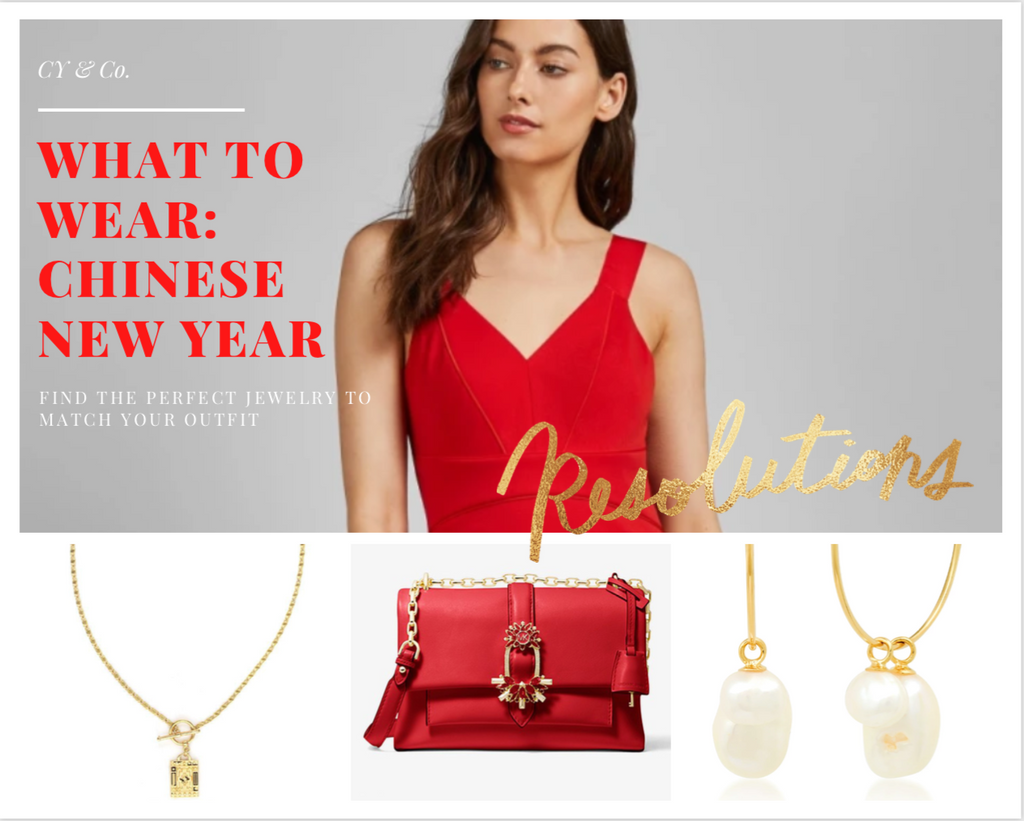 What to wear: Chinese New Year