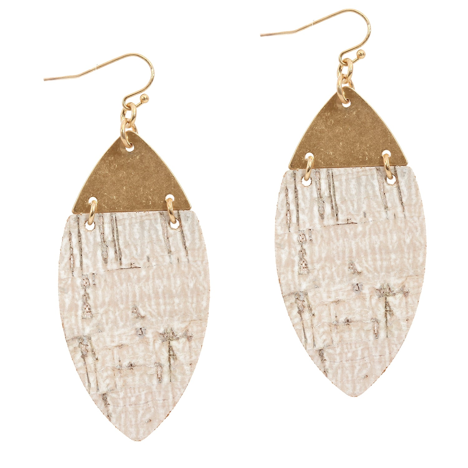 Scottie Gold Natural Earring