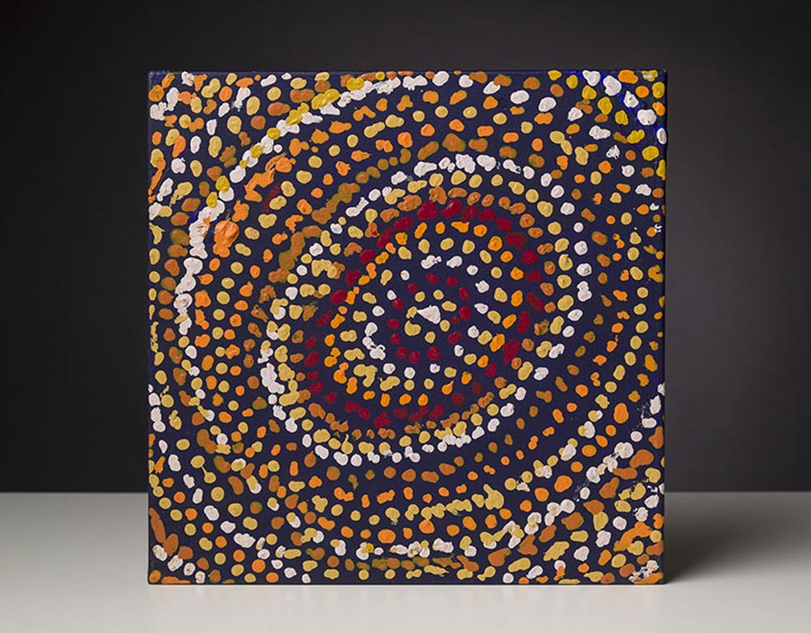 Authentic Aboriginal Artworks. Paintings on Canvas.