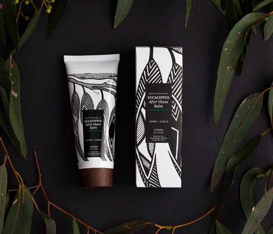 Eucalyptus After Shave Balm