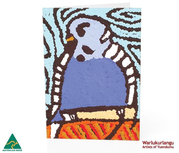 Aboriginal Art Gift Cards - Birds