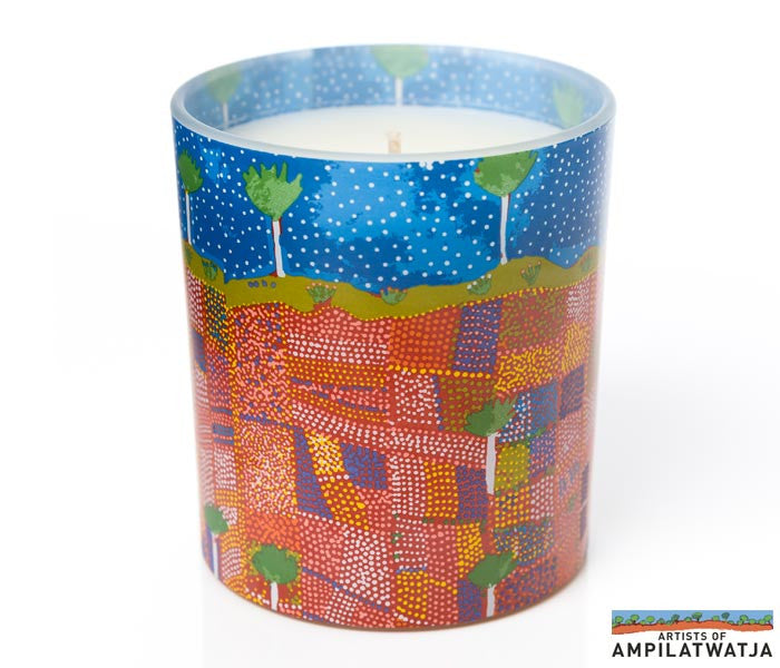 Betty Pula Morton Candle