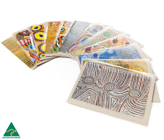 Aboriginal Art Gift Cards - WA