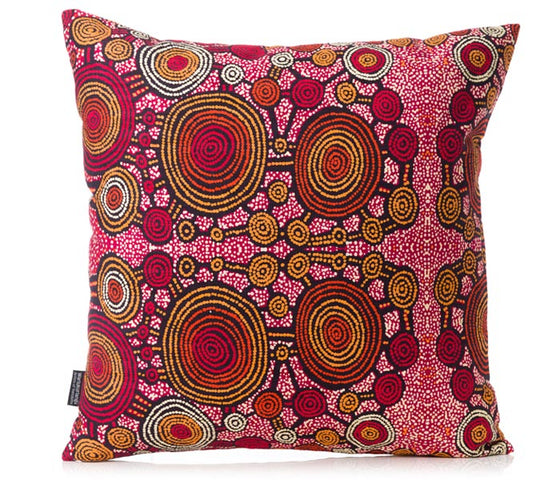 Teddy Gibson Cushion Cover