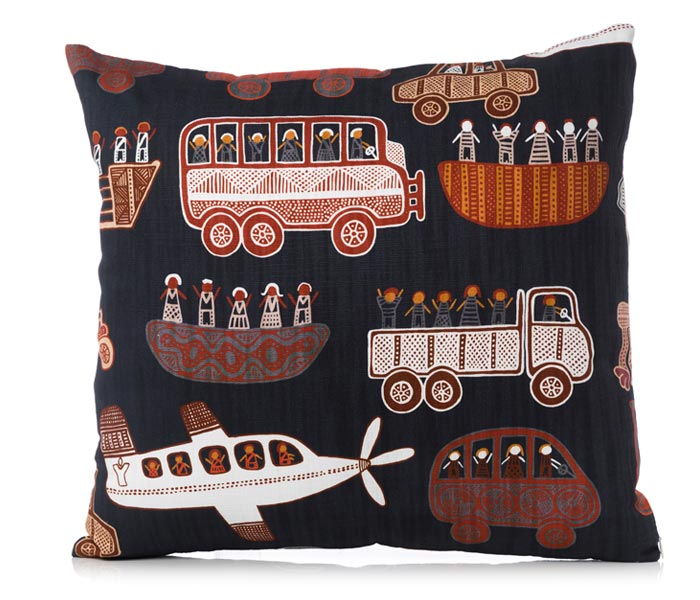 Debbie Coombes Cushion Cover