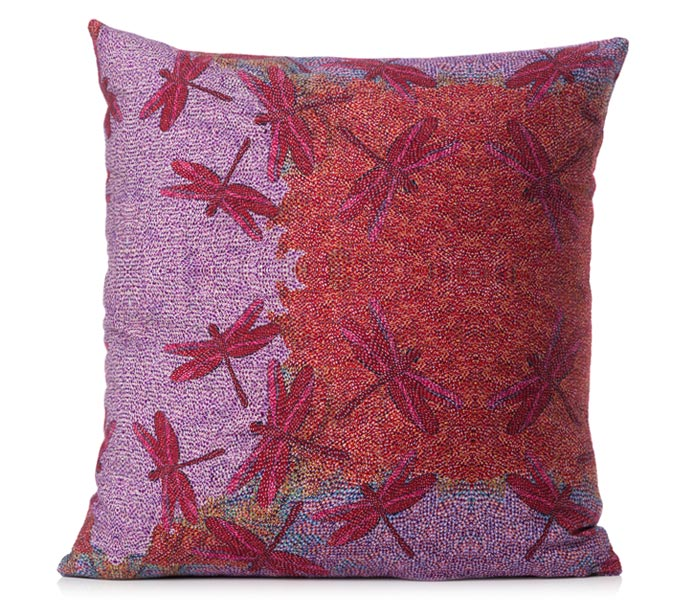 Sheryl J Burchill Cushion Cover - Sunset