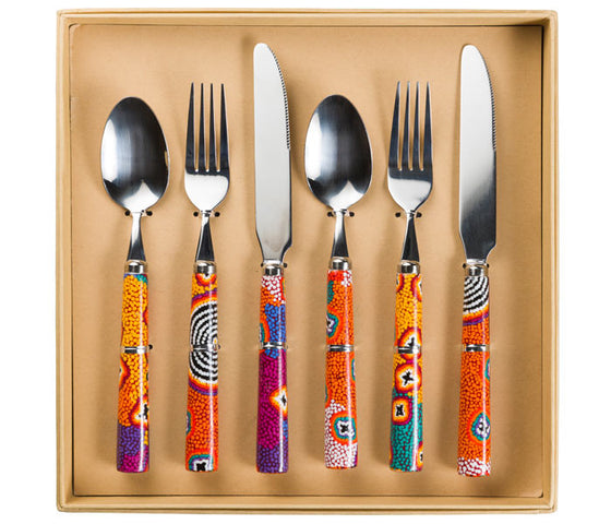 Ruth Stewart Cutlery Set