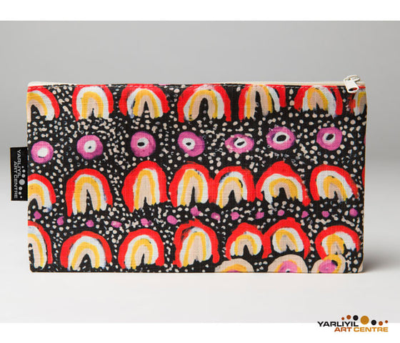 Maggie Long Cotton Zip Bags (WA)