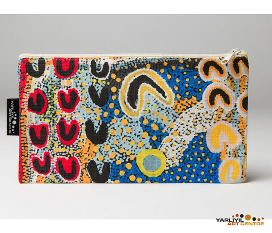 Rosie Lala Cotton Zip Bags (WA)