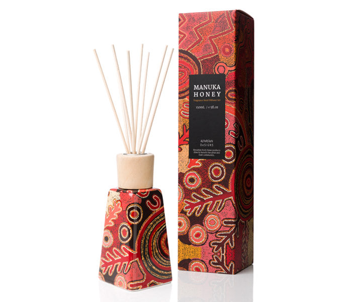 Manuka Honey Reed Diffuser
