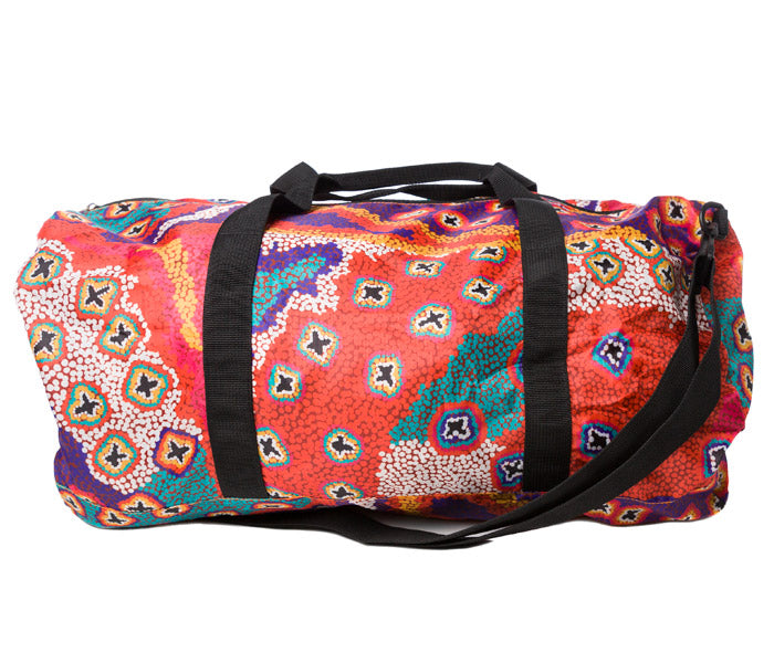 Ruth Stewart Fold Up Duffle Bag