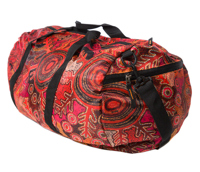 Theo Hudson Fold Up Duffle Bag