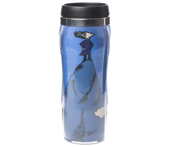 Woman with Altitude Insulated Cup