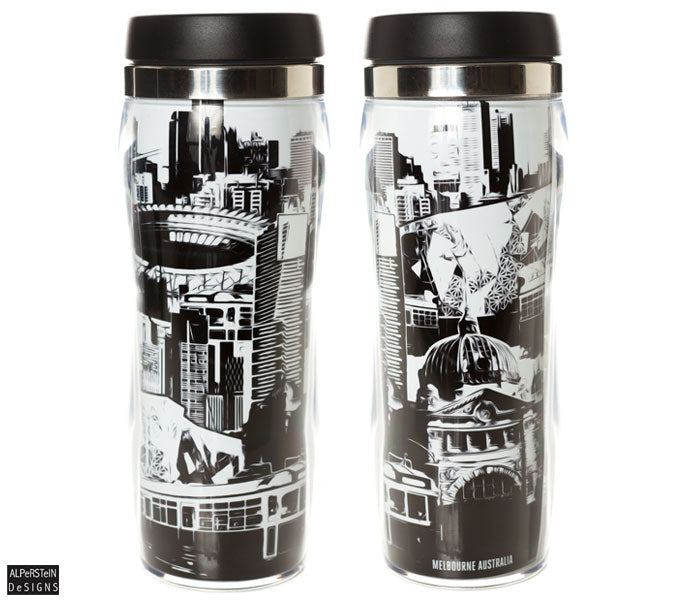 Melbourne Icon Insulated Cup