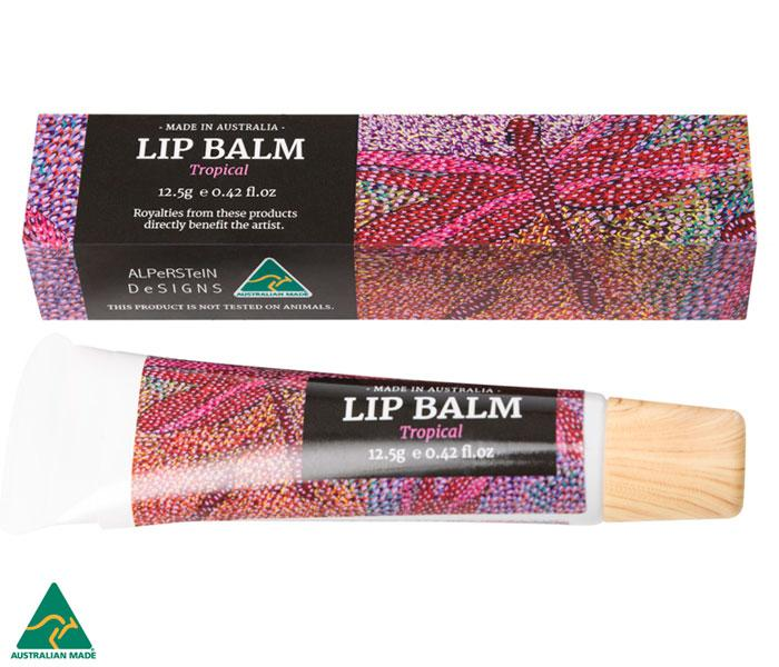 Sheryl J Burchill Tropical Lip Balm