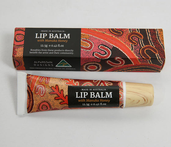 Theo Nangala Manuka Honey Lip Balm