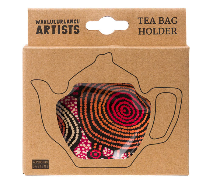 Teddy Gibson Tea Bag Holder