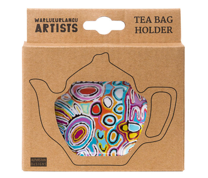 Judy Watson Tea Bag Holder
