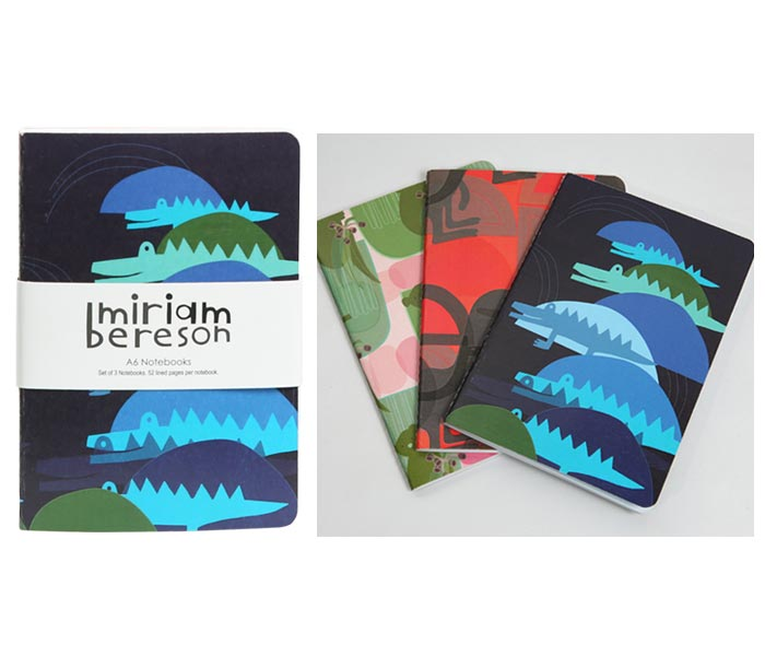 Aussie Animals A6 Notebooks (x3)