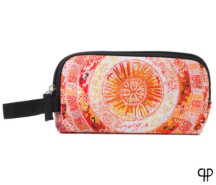 Coral Hayes Neoprene Pencil cases