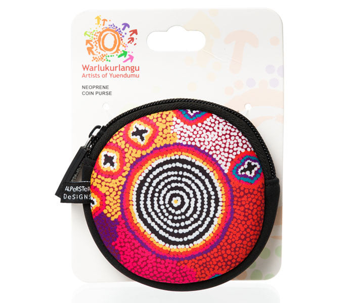 Ruth Stewart Coin Purse