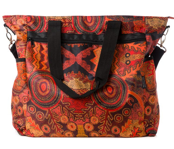 Theo Hudson Large Travel Bag