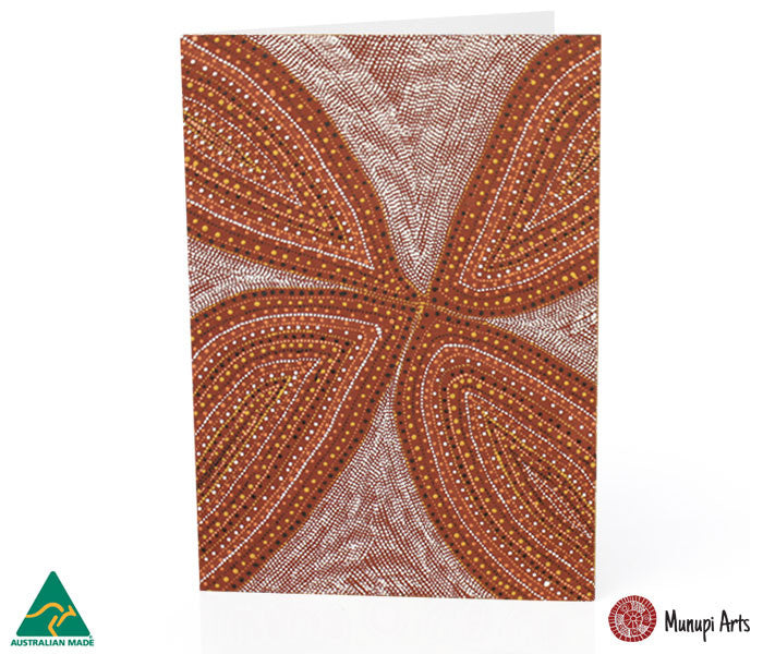 Aboriginal Art Gift Cards - Munupi Art Centre