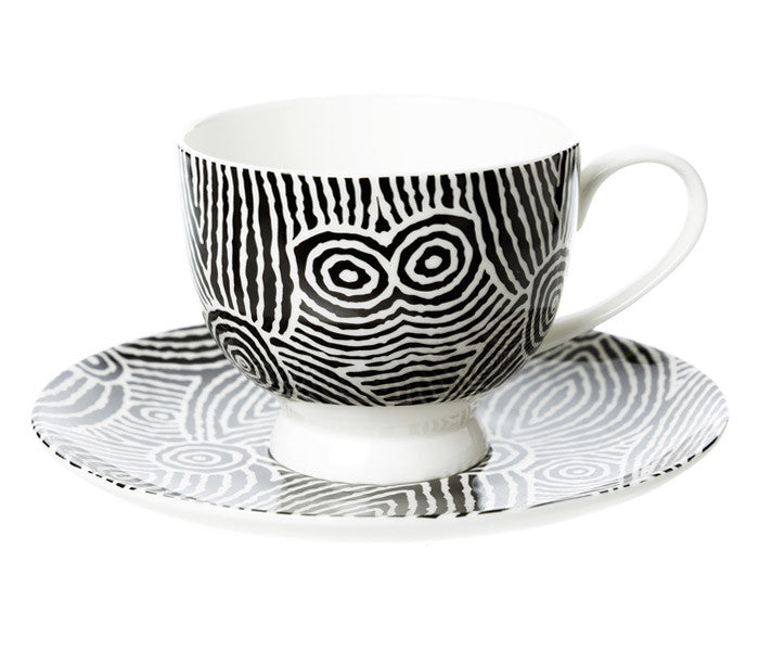 Pauline Gallagher Tea Cup & Saucer