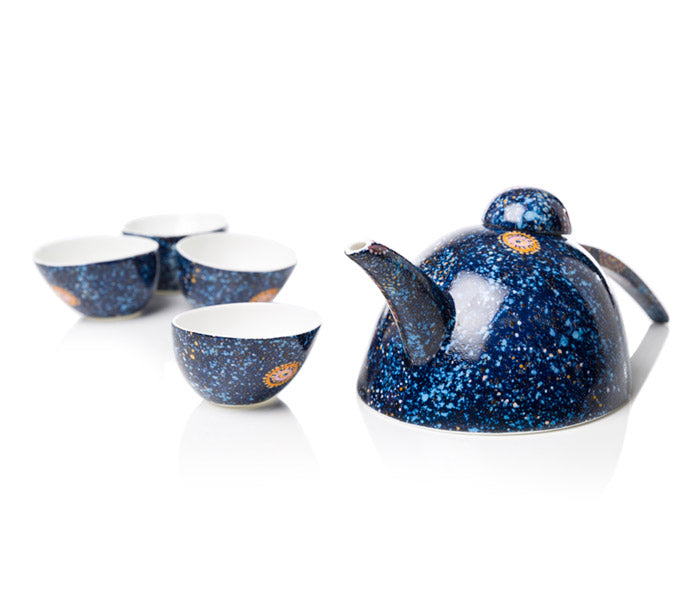 Alma Granites Tea Set