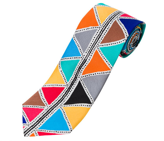Ben Gallagher Silk Tie