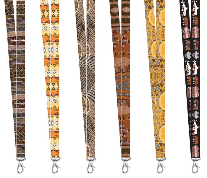 Lanyards - Munupi Arts