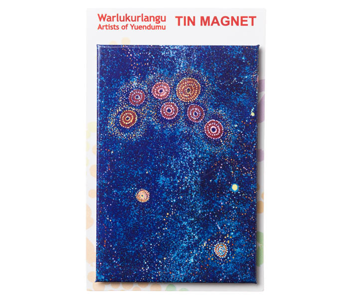 Tin Magnets - Warlukurlangu