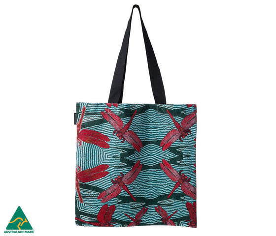 Shery J Burchill Tote Bag - Rainforest