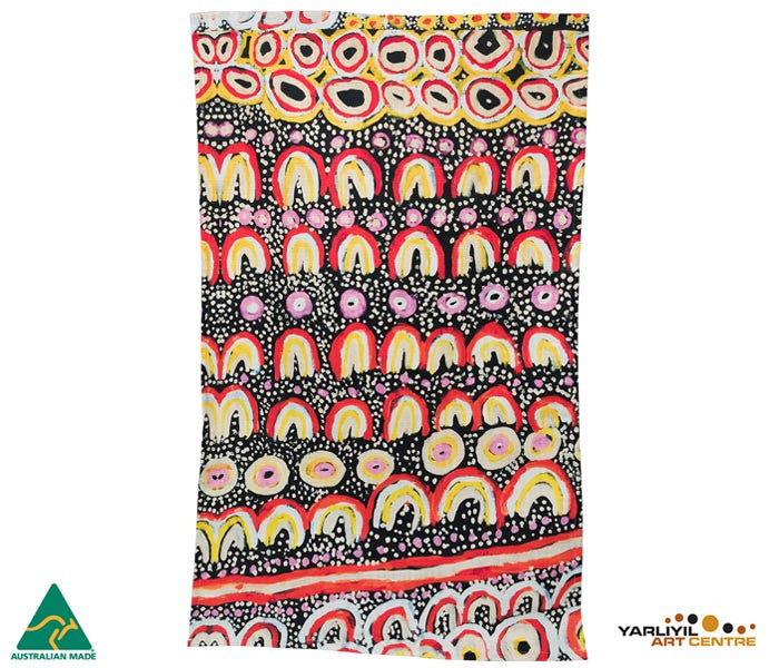 Maggie Long Tea Towel (WA)
